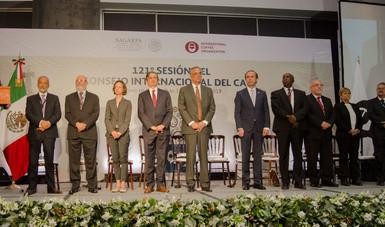 En el encuentro participan 110 delegados de países productores y consumidores de café