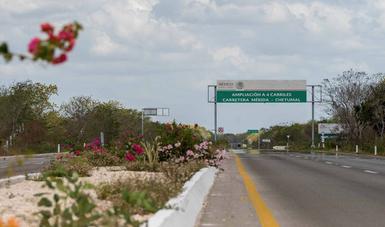 SCT entrega infraestructura moderna para el desarrollo de Yucatán