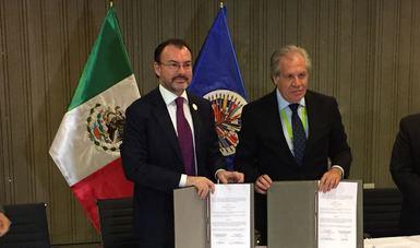 Desde 1962, la OEA ha desplegado más de 240 Misiones de Observación Electoral en 27 países del hemisferio.