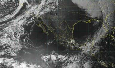 Tormentas de muy fuertes a intensas se prevén la noche de hoy en regiones de Tabasco, Chiapas y la Península de Yucatán.