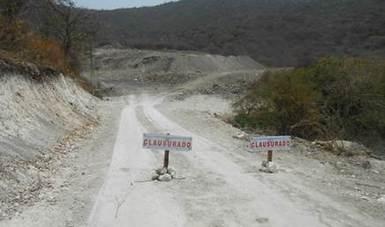 PROFEPA impuso la Clausura Total Temporal a un predio ubicado en el municipio de Yautepec, Morelos, por Cambio de Uso de Suelo en Terrenos Forestales sin contar con la autorización expedida por la SEMARNAT