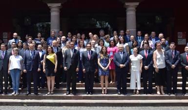 Encuentro Nacional de Adopciones y Familia de Acogida.