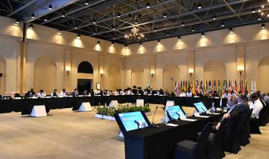 Concluyen trabajos del encuentro de Directores de Aduanas de América Latina, España y Portugal
