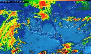Se prevé ambiente muy caluroso y temperaturas mayores a 40 grados Celsius en el noroeste, el occidente y el sureste de México.