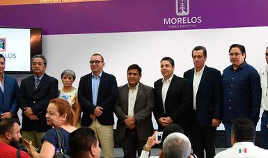 El INEEL asistió a la Presentación de la Norma Técnica Complementaria para la Construcción y Reconstrucción de la infraestructura del Estado de Morelos.