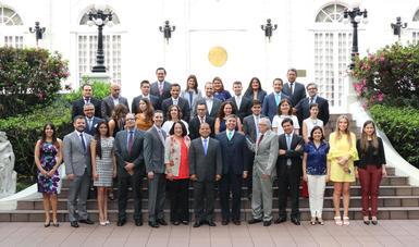 VI encuentro de la Red Iberoamericana y del Caribe