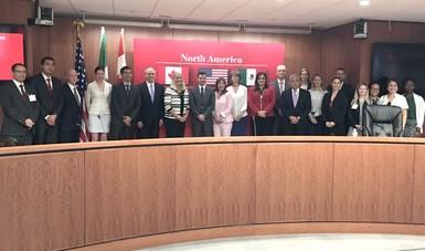 Al clausurar los trabajos de la IV Cumbre de Seguridad de Productos de Consumo de América del Norte, México, Estados Unidos y Canadá se comprometieron a continuar redoblando esfuerzos en la coordinación para la protección de los consumidores