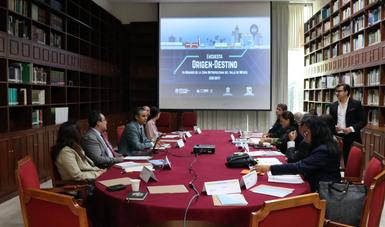 1ª Reunion Comité Técnico Especializado en Información sobre Emisiones, Residuos y Sustancias Peligrosas