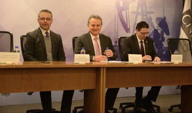La CNH firma contratos con los licitantes ganadores de la Cuarta Licitación de la Ronda Dos