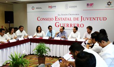 Realiza Titular Del Imjuve Gira De Trabajo En El Estado De Guerrero