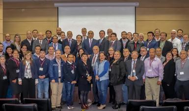 Técnicos de nueve países de Centroamérica y el Caribe, participaron en el taller sobre el programa Prestación de Servicios Veterinarios (PVS) de la Organización Mundial de Sanidad Animal (OIE).