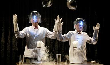La obra de la compañía Teatro Ciego inició temporada en el Centro Cultural Helénico