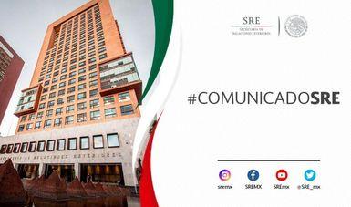 México condena el acto terrorista en Indonesia
