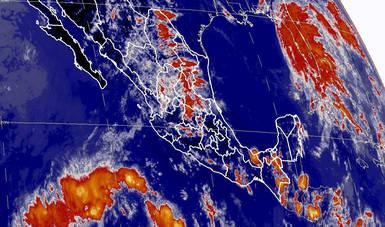 Tormentas fuertes, granizo y posibles torbellinos o tornados se prevén esta noche en Coahuila, Nuevo León y Tamaulipas.