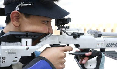 La Selección Nacional Juvenil de Tiro Deportivo conquistó las cuatro plazas para los Juegos Olímpicos de la Juventud Buenos Aires 2018.