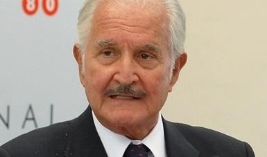 Presentan memoria colectiva de Carlos Fuentes en voz de jóvenes autores