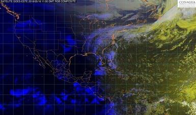 Una onda de calor cubrirá la mayor parte de México durante las próximas horas.