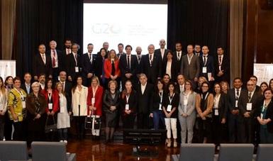"""Cerda Pérez participó, como titular de la Profeco y presidente de la Red Consumo Seguro y Salud de la OEA, en el panel """"Seguridad de Productos (Retos emergentes)"""""""