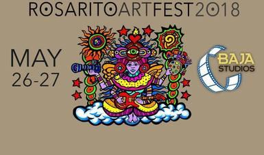 Rosarito Art Fest 2018 cambia de atmósfera en su novena edición y se traslada aBaja Studios