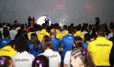 Participarán más de 22 mil deportistas de todos los Estados de la República