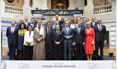 G20 Meeting of Foreign Affairs Ministers Concludes