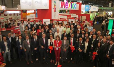 Inauguración de SIAL China 2018