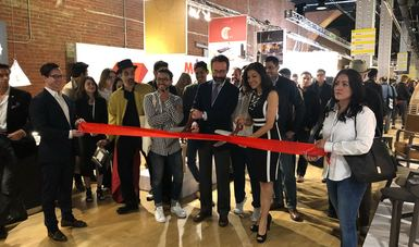 Inauguración de Wanted Design 2018