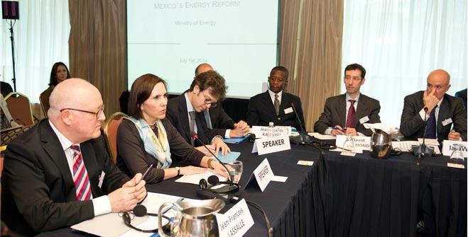 Reunión del 27º Consejo Directivo de la Iniciativa para la Transparencia de las Industrias Extractivas (EITI, por sus siglas en inglés)