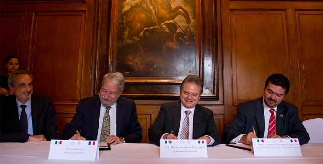 La Sener y el IFPEN firman Memorándum de Entendimiento para Incrementar Competencias en el Sector Energético.