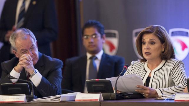 Procuradora General de la República, maestra Arely Gómez González.