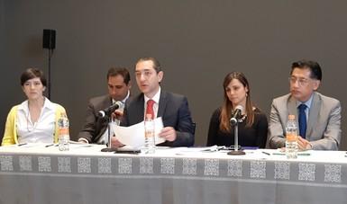Ceremonia inaugural del Taller sobre Transparencia y Contrataciones Abiertas