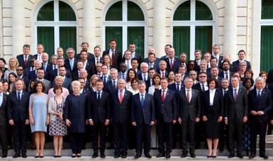 Concluye Secretario de Economía su participación en la Reunión del Consejo a nivel Ministerial de la OCDE