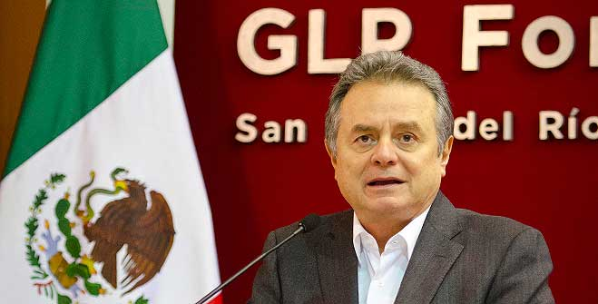 Pedro Joaquín Coldwell, Secretario de Energía, participó en la Inauguración del GLP Forum.