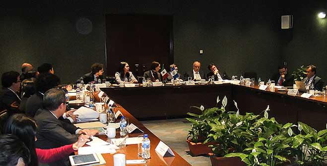 Se celebró la Primera Reunión del Grupo de Trabajo sobre Interconexión Gasífera entre México y Guatemala.