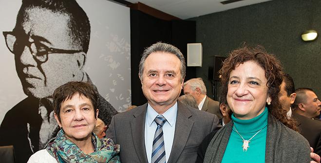 Rinden Homenaje al Ingeniero Fernando Hiriart Balderrama a Cien Años de su Natalicio