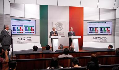 Presentación del secretario de Educación Pública, Otto Granados Roldán, sobre los avances, perspectivas y desafíos de la Reforma Educativa