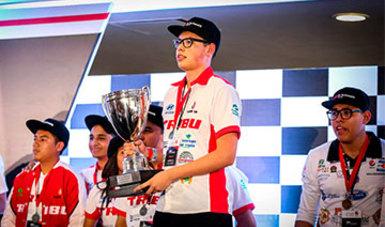 CONALEP Campeche destaca en la Competencia Nacional F1 in Schools México