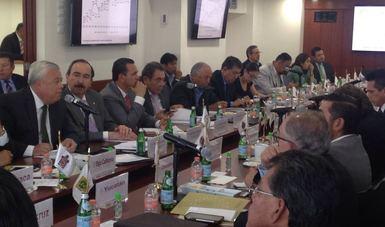 En esta reunión los representantes de las 25 entidades plantearon la problemática y alternativas de trabajo que viven en cada región del país.