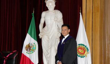 SEMAR eleva su prestigio en el ámbito de la Salud, con la Aceptación de un Médico Naval en la Academia Mexicana de Cirugía