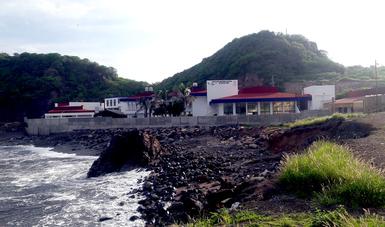 Fotografía del Centro Regional de Investigación Pesquera y Acuícola, Manzanillo