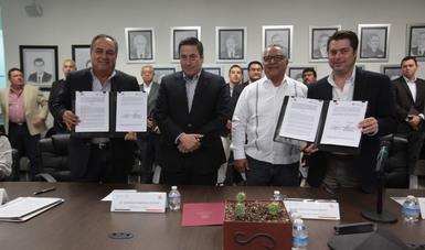 El acuerdo firmado impactará positivamente en el bienestar de los pequeños productores.