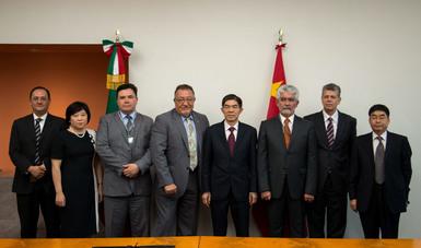 El comercio entre México y China va en ascenso gracias a la política de apertura comercial de ambas naciones.