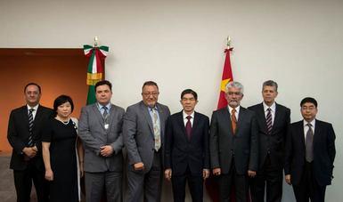 Existe interés, de ambas partes, en continuar y aumentar los trabajos protocolarios y técnicos para la apertura comercial de más productos mexicanos, en una ambiente confiable y profesional.