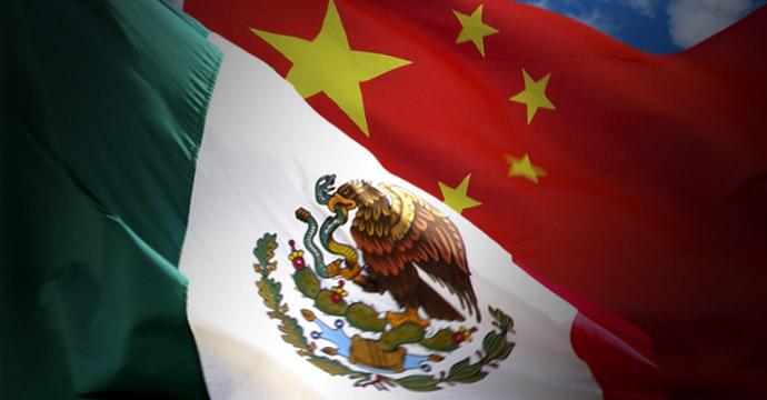 México / China