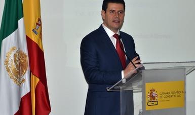 FONATUR FORTALECE LAZOS CON LA CÁMARA ESPAÑOLA DE COMERCIO Y PROMUEVE LA INVERSIÓN TURÍSTICA ENTRE MÉXICO Y ESPAÑA
