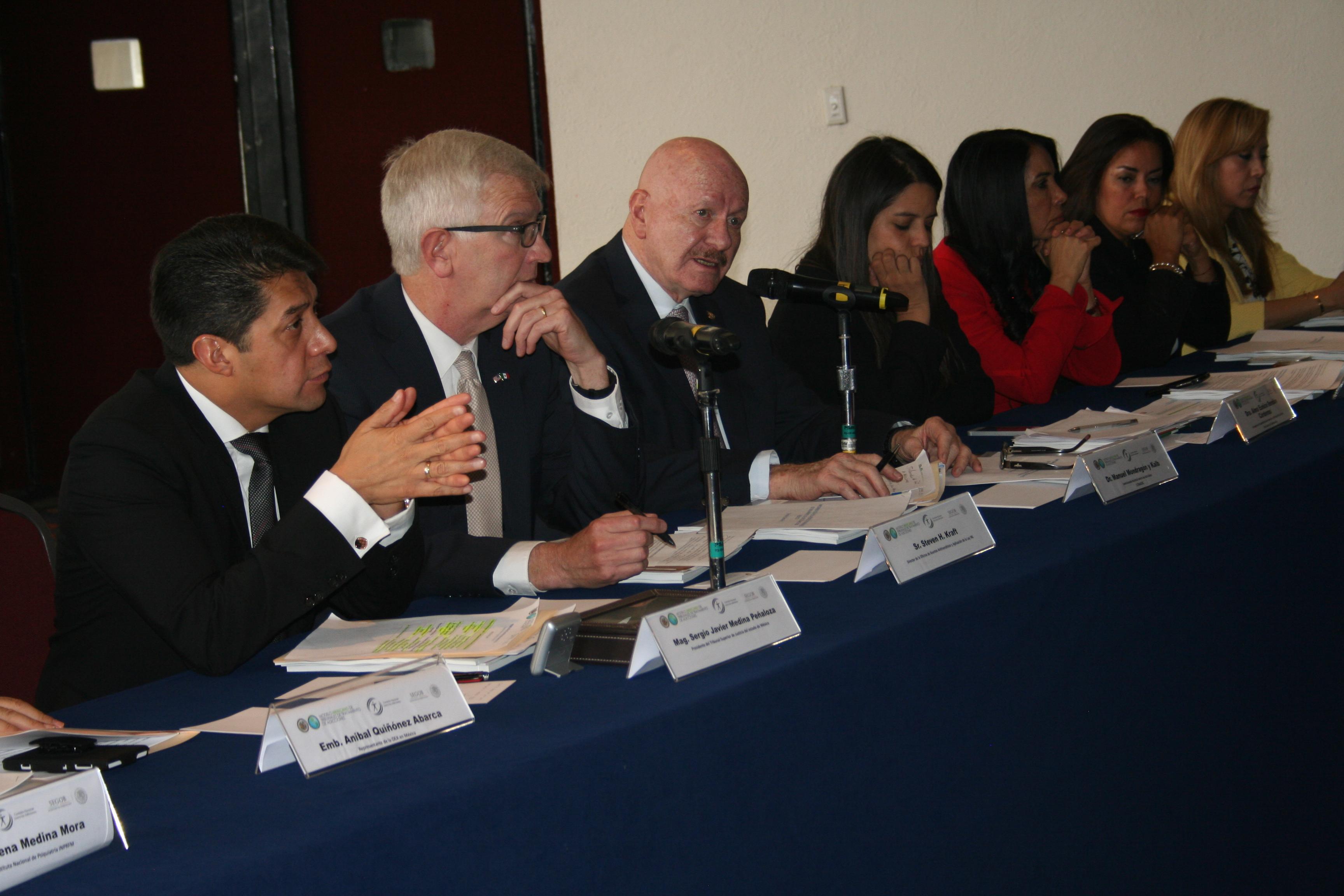 El Modelo Mexicano de Tribunales de Tratamiento de Adicciones (TTA), apunta a la rehabilitación y reinserción social de personas con uso o dependencia a sustancias psicoactivas en conflicto con la ley.