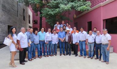 Se prepara una estrategia con el fin de habilitar o mejorar rastros Tipo Inspección Federal (TIF) en Oaxaca, por acuerdo del titular de la SAGARPA, Baltazar Hinojosa Ochoa, y el gobierno de la entidad.