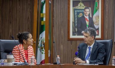 La Secretaría de Agricultura, Ganadería, Desarrollo Rural, Pesca y Alimentación (SAGARPA) y la Embajada de Brasil en México realizaron una reunión de trabajo enfocada a fortalecer los esquemas y acciones para ampliar la cooperación científica y técnica.