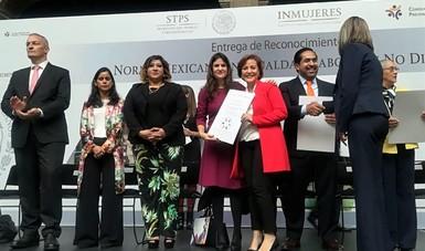 La Norma Mexicana en Igualdad Laboral y No Discriminación es un esfuerzo de coordinación institucional entre la STPS, Inmujeres y el Conapred.