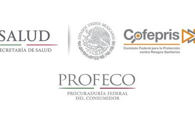 Comunicado conjunto COFEPRIS-PROFECO